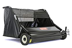 "top 10 lawn sweepers Agri-Fab Inc 45-0546 Street Sweeper 52 "", Black"