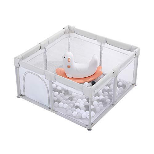 DQ-barrière de bébé Parcs pour bébés Safety Play Center Yard Playpen Indoor Children Clôture Baby Home Kids Toy House with Rocking Horse