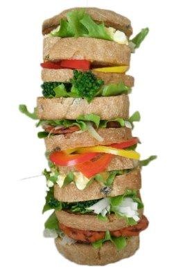 健康ダイエットセット むーにゃん 無添加パン 11個入り (きな粉タイプ)
