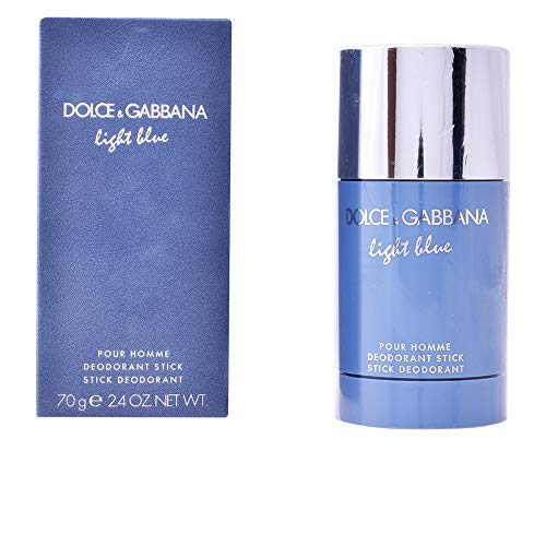 Dolce&Gabbana Light Blue Pour Homme Deodorant Stift, 75 ml