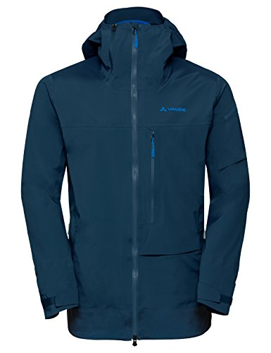 VAUDE Men´s Back Bowl 3L Jacket II, Blau(Baltic sea), S