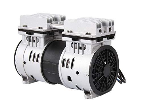 WELDINGER Motor 750 W für Flüsterkompressor (ohne Druckkessel)