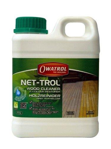 Owatrol Net-Trol® Holzreiniger und Aufheller Grundpreis: 23,00 € / 1l
