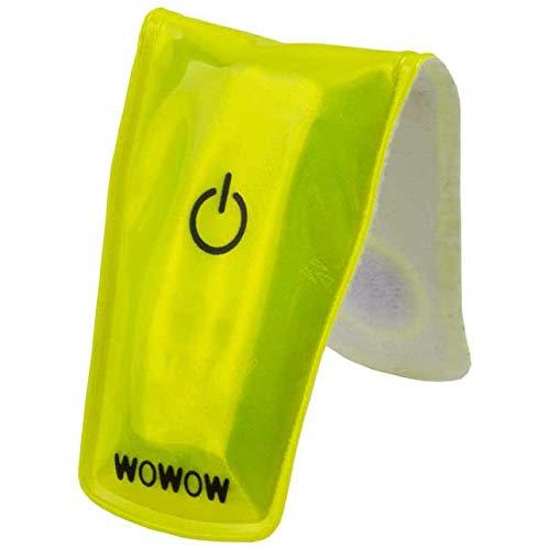 WOWOW Unisex– Erwachsene Eclairage Magnetlicht, Gelb, TU