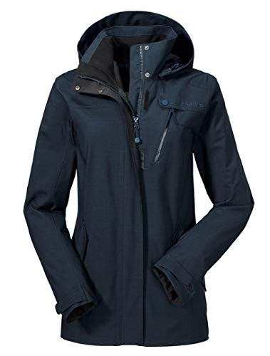 Schöffel Damen Agnes 2 Jacke, Night Blue, 38