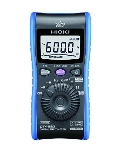 HIOKI (日置電機) デジタルマルチメータ (抵抗測定搭載の電工用) DT4223
