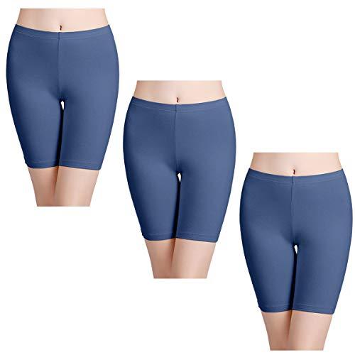 wirarpa onderbroek fietsbroek boxershorts dames hoge band katoen shorts Panties lang ondergoed maat S-XXXL