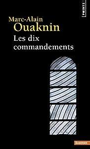 Book's Cover ofLes Dix Commandements