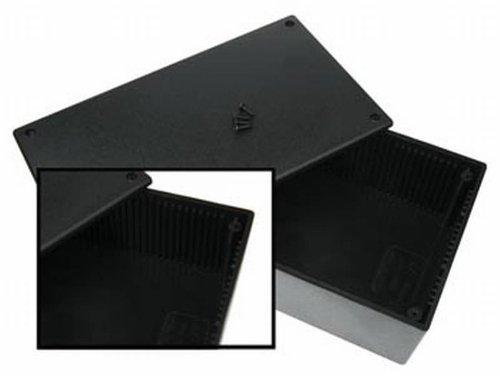 VELLEMAN - WCAH2852 Schwarz Ausrüstungskoffer (Kunststoff, Schwarz, 200 mm, 110 mm, 65 mm) 540054