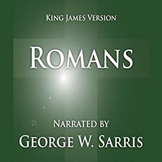The Holy Bible - KJV: Romans cover art