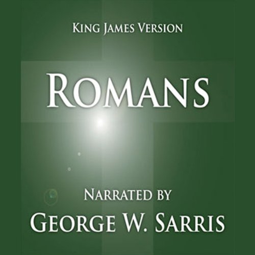 The Holy Bible - KJV: Romans audiobook cover art