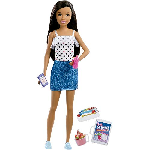 Barbie -446FHY89 Skipper Baby Sitters (Mattel 446FHY89)