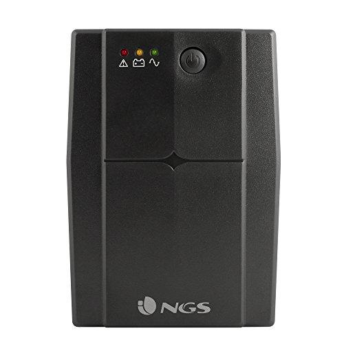 NGS FORTRESS1200V2 - Sistema de alimentación ininterrumpida (800 ...