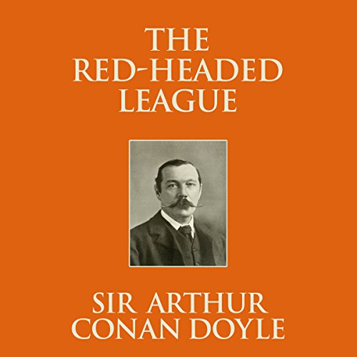 The Red-Headed League copertina