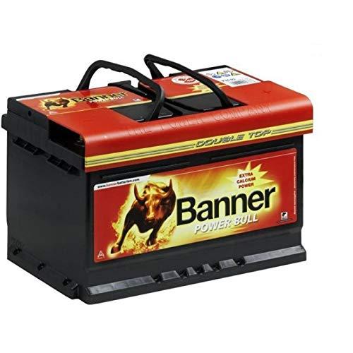 Banner Powerbull PRO Starterbatterie 12V, 45 Ah, 390 A (EN), P4524