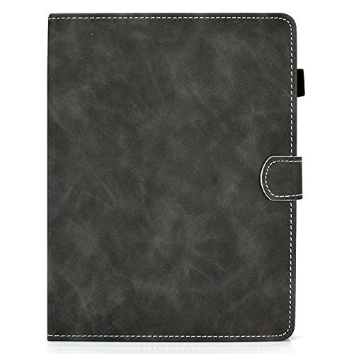 zl one - Carcasa para tablet PC de 10 pulgadas (poliuretano), color negro