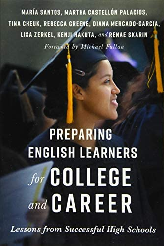Preparing English Learners for College and Career Lessons from Successful High Schools Language product image