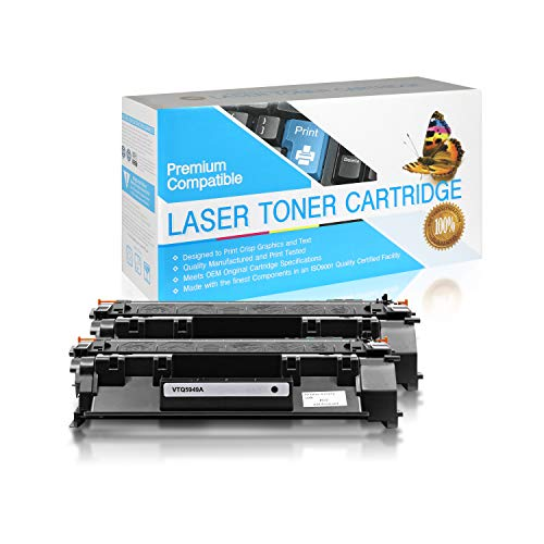 SuppliesOutlet remanufactured Toner Cartridge Replacement for HP 49X / Q5949X (Black,2 Pack)