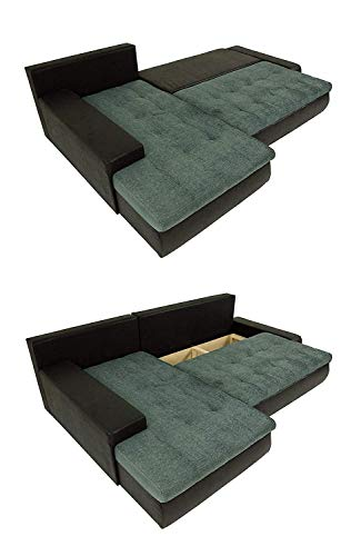 Ecksofa günstig: Mirjan24 Elegante Sofa Orkan Mini Bild 2*