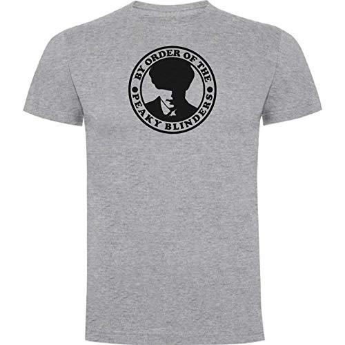 ElNido Camiseta Gris by Order of The Peaky Blinders (M)