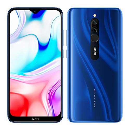 Xiaomi Redmi 8 64GB 4GB (Versión Global) Azul