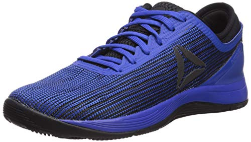 Reebok Kid's Crossfit Nano 8.0 Flexweave Cross Trainer Shoes Toddler Joggers, Crushed Cobalt/Collegiate Navy/Black, 4.5 M US Big Kid