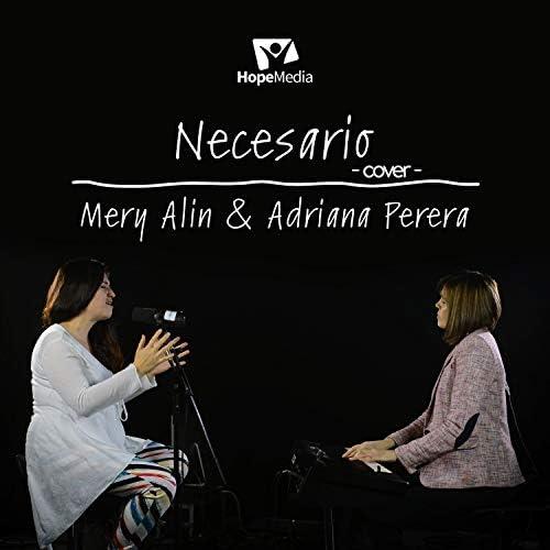 Mery Alin & Adriana Perera