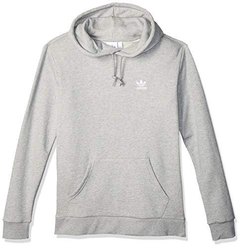 adidas męska bluza z kapturem Medium Grey Heather S