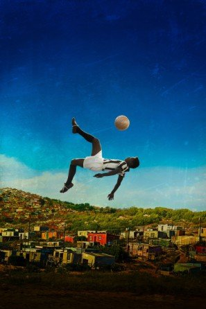 Pele : Birth of A Legend – U.S Textless Movie Wall Poster Print - 43cm x 61cm / 17 Inches x 24 Inches A2