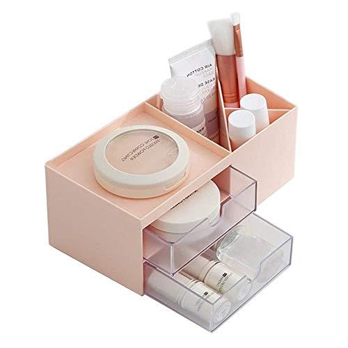 Make-up organizer aanrecht, ONXE multifunctionele hoge capaciteit cosmetische opslag voor make-up borstel lippenstift briefpapier Sundries koptelefoon kabel opslag
