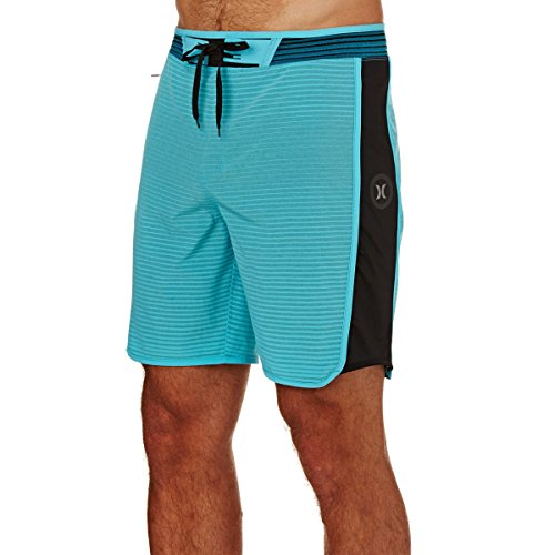 Hurley Phantom Hyperweave Motion Stripe Chlorine Blue 36