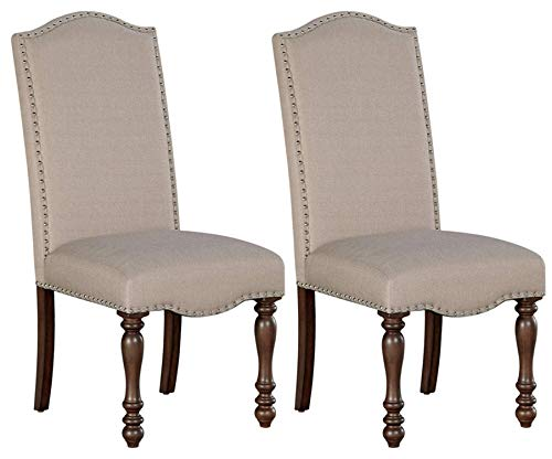 Ashley Furniture Signature Design - Baxenburg Dining Room Chair - Brown