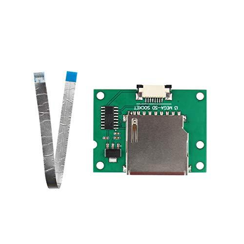 BCZAMD-Ersatzteil-SD-Kartenadaptermodul mit Kabel, das mit dem Anycubic Mega 3D-Drucker kompatibel ist