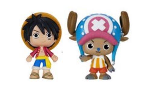 "Mystery Mini ""One Piece Bundle - Monkey D. Luffy & Tony Tony Chopper (Shonen Jump/Best of Anime)"""