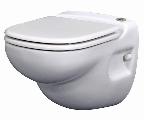 Saniflo 012 Sanistar Self Contained Wall-Hung Toilet, White