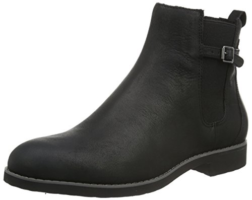 Rockport Alanda Chelsea, Boots Femme, Noir, 36 EU