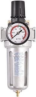Goplus Compressed Air Filter Regulator Combo, 3/8