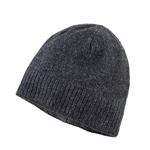 Tirol Mütze Resi anthrazit