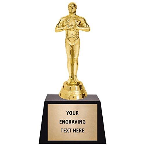 Crown Awards Oscar Style Trophy