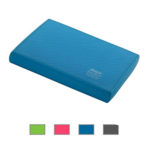 Airex Balance Pad Foam Balance Board Stability Cushion Exercise Trainer for Physical Therapy, Rehabilitation and Core Strength Training, Elite,...