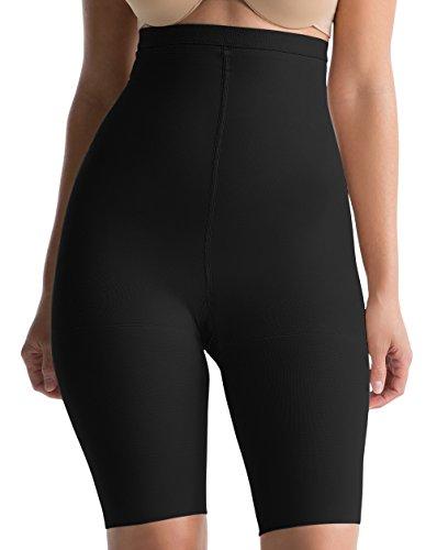 SPANX Women's Higher Power¿ New & Slimproved Black E, Black, Size E