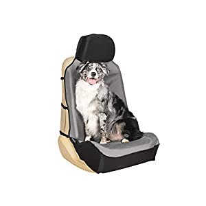 PetSafe Happy Ride Waterproof Car Seat Cover for Dogs – Fits Cars, Trucks and SUVs – Hammock, Bench, Bucket and Cargo Styles – Multiple Colors