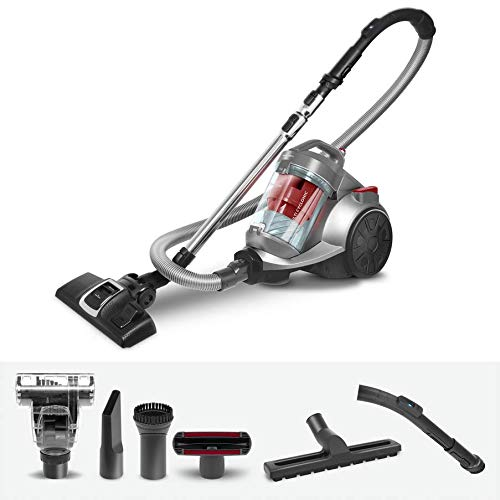 Inventor Epic Vacuum Cleaner Bagless EP-MC78BS with HEPA filter
