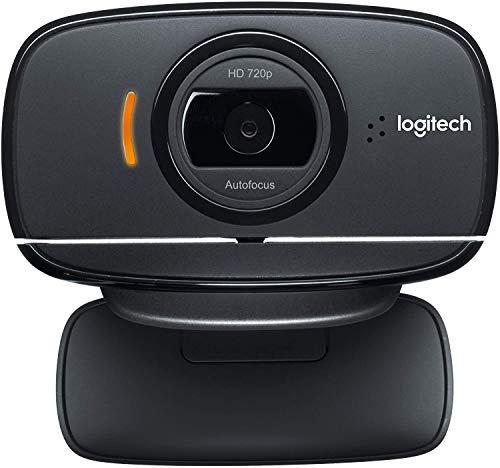 Logitech Cámara web HD B525