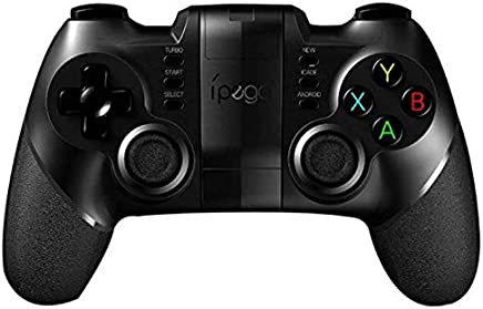 iPega PG-9077 Wireless Bluetooth Game Controller Gamepad for Android & iOS , Black