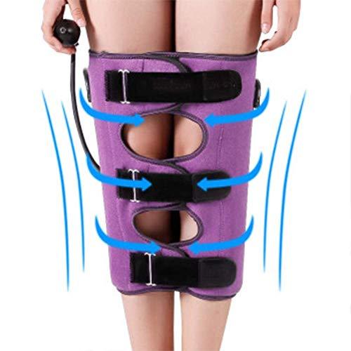 Piernas Corrector Cinturón Banda Enderezar Cinturón Material duradero Dispositivo de corrección de piernas para XO-Type Pierna Set Recuperación Belleza Estiramiento de piernas Fijador de cinturón