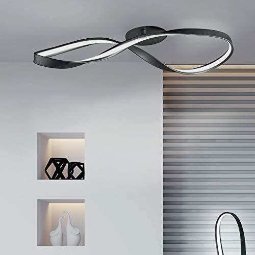 Spark Lampada a parete Plafoniera a Led Dimmerabile (Silver)