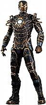 HOT Película Masterpiece Iron Man 3 Iron Man Marcos 41 (Bones) Figura de acción de 6.1 Escala de plástico -Pintado