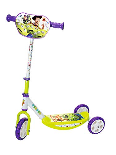 Patinete 3 Ruedas Toy Story (Smoby 750172)