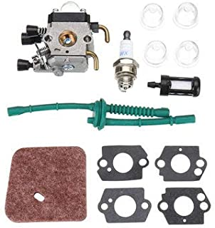 STIHL GROMMETS FUEL LINES FILTER SPARK PLUG FS80 FS85 KM85 FC75 FS76 FS72 BG75